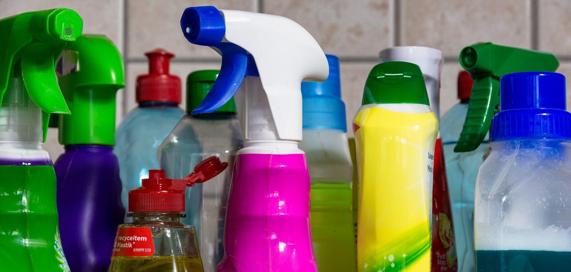 El peligro de mezclar productos de limpieza diferentes